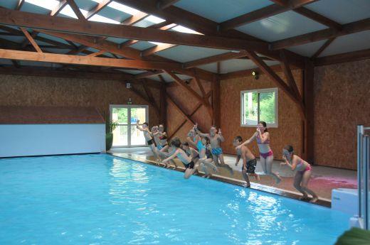 Pr sentation du camping ateepeek saint vincent sur graon - Camping proche puy du fou avec piscine ...