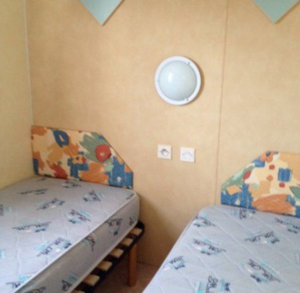Mobil-home 4/6 personnes - B2