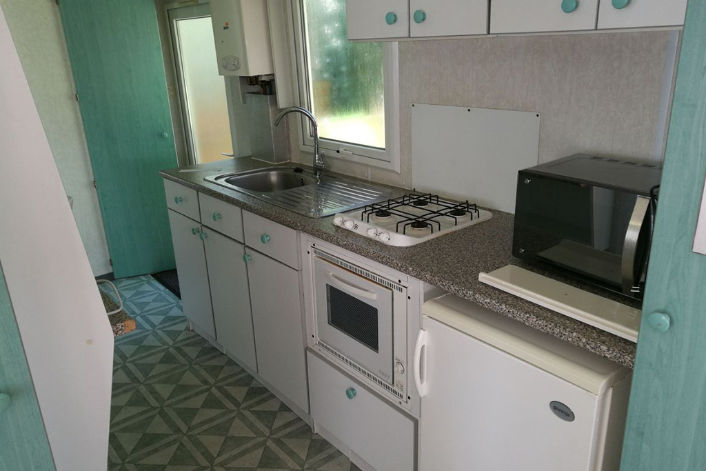 Mobil-home 4 personnes - B4