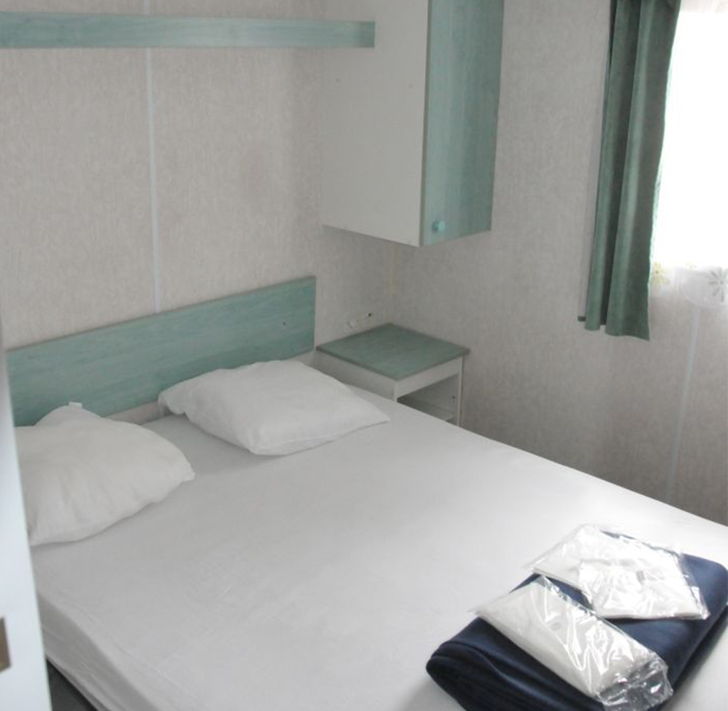 Mobil-home 4/6 personnes - B6