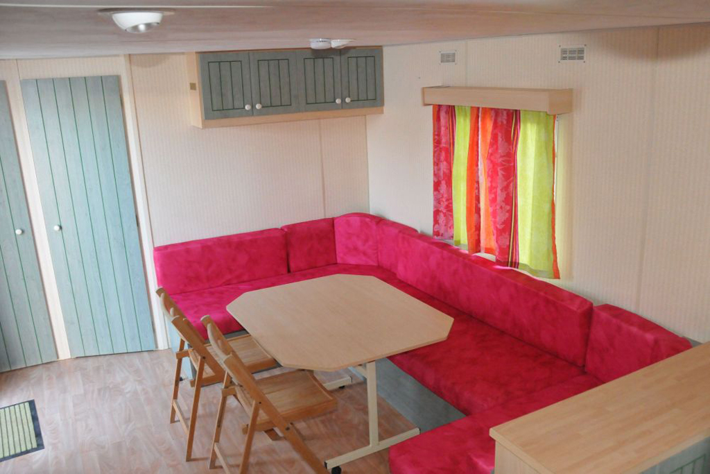 Mobil-home 4 personnes - B8