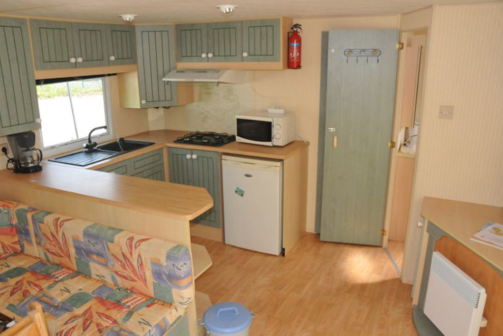 Mobil-home 4 personnes - B9